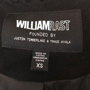 William Rast Jackets & Coats - ✨New Suede Fringe and Stud Jacket